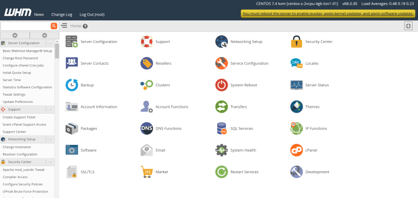 18 Digital Ocean - cPanel - WHM Done (Small)