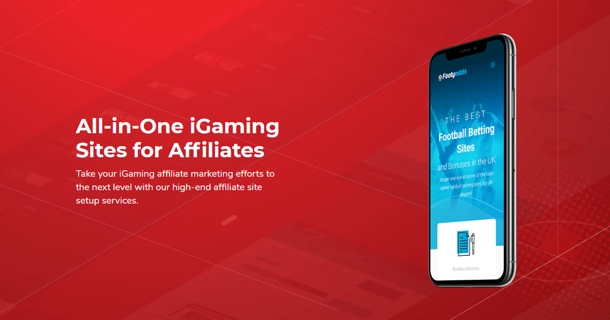 All-in-One iGaming Affiliate Site – Costa Rank iGaming